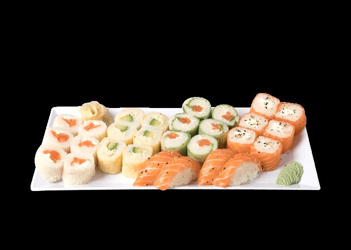 Wave sushi livre des sushis à domicile et au bureau à pizza